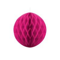 Wabenball Pastell Farben Pink Partydeko Honeycomb Geburtstag Hochzeit