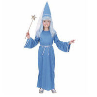 Zauberin Fee Kostüm Fairy Mädchen Art.02557 Fasching Karneval