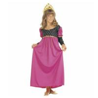 Prinzessin Königin Fee Kostüm Mädchen Art.38537 Fasching Karneval