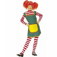 Naughty Girl Kostüm Mädchen Rot Weiss Art.3607 Fasching Karneval