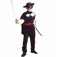 Musketier Bandit Kostüm Junge Räuber Art.3838 Fasching Karneval