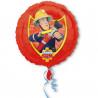 Feuerwehrmann Sam Folienballon Art. 30133 Partydeko Ballon Fireman Sam