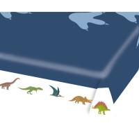 Dino Dinosaurier Tischdecke Partydeko Kindergeburtstag