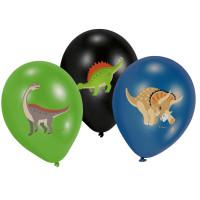 Dino Dinosaurier Luftballon Partydeko Kindergeburtstag