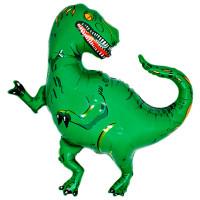 Dino Dinosaurier Folienballon XXL Partydeko Kindergeburtstag