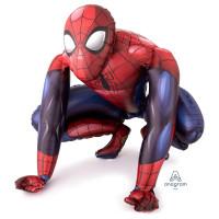 Spiderman Airwalker Partydeko Kindergeburtstag Marvel Ballon