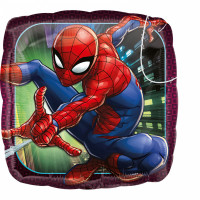 Spiderman Folienballon Disney Partydeko Kindergeburtstag Superhelden