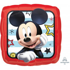 Mickey Mouse Folienballon Partydeko Kindergeburtstag Ballon