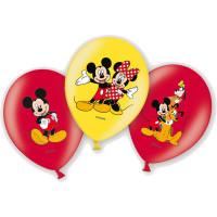Mickey Mouse Luftballon Partydeko Kindergeburtstag Ballon