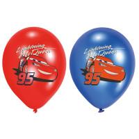 Disney Cars Luftballon Partydeko Kindergeburtstag Ballon