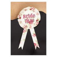 Junggesellenabschied JGA Button Bride To Be Art. 48053
