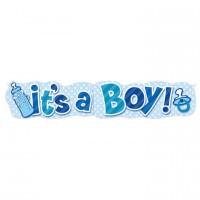 Babyshower Banner it´s a Boy