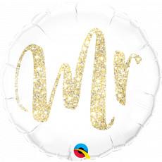 Folienballon Hochzeit Mr. Partydeko Ballon Love