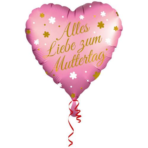 Folienballon Muttertag Art.40086 Partydeko Ballon