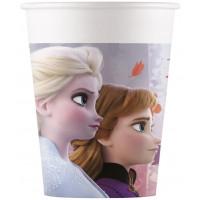 Frozen 2 Becher Disney Partydeko Kindergeburtstag Eiskönigin