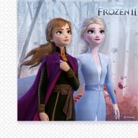 Frozen 2 Servietten Disney Partydeko Kindergeburtstag Eiskönigin