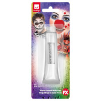 Cream Make Up Weiss White Halloween Fasching Karneval Schminke