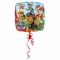 Paw Patrol Folienballon Partydeko Kindergeburtstag Ballon