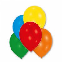 Luftballons Bunt Partydeko Geburtstag Bunt 10 Stück