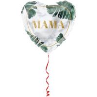 Folienballon Mama Muttertag Art.63025 Partydeko Ballon