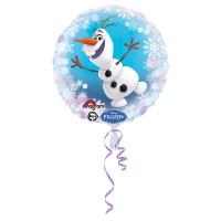 Folienballon Frozen Olaf Art. 30648 Disney Partydeko Ballon Geburtstag
