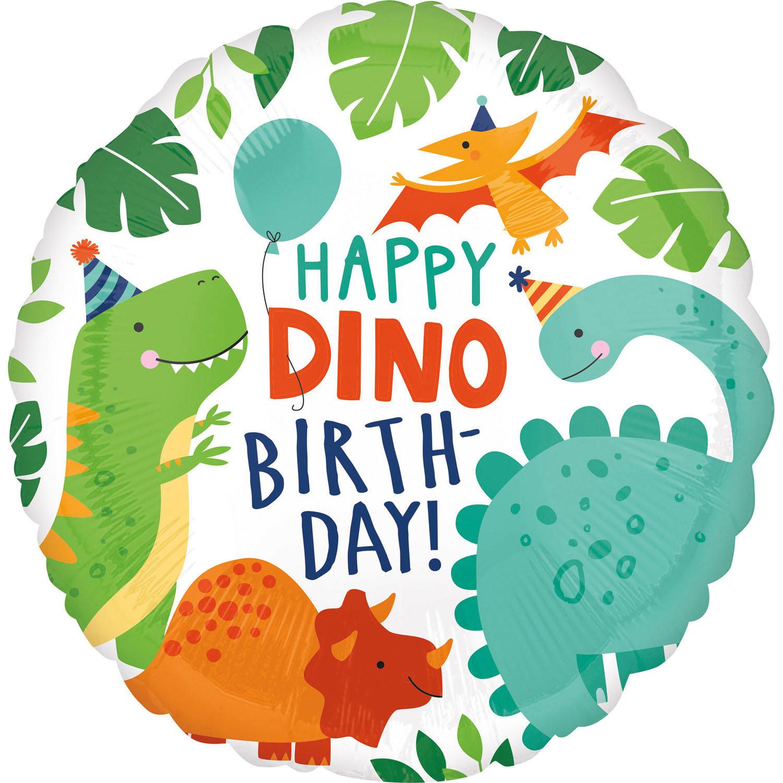 17+ Partydeko Geburtstag Dino Folienballon Kinder Party Deko Ballon Kollektion
