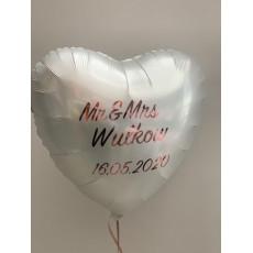 Folienballon Hochzeit Partydeko Personalisiert Deko Ballon