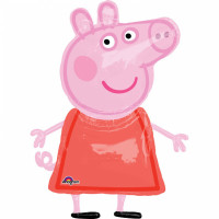Peppe Pig Wutz Airwalker Partydeko Kindergeburtstag Ballon