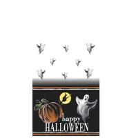Halloween Partydeko Tischdecke Geist