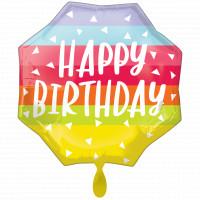 Folienballon XL Happy Birthday Art.41264 Partydeko Ballon