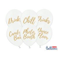 Hochzeit Luftballon als Wegweiser Partydeko Ballon