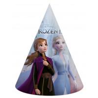 Frozen II Partyhüte Disney Partydeko Kindergeburtstag Eiskönigin Elsa Anna