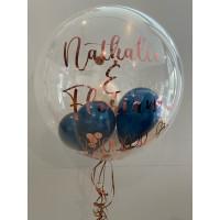 Personalisiere deinen Bubble