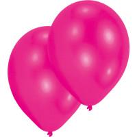 Luftballons Pink Partydeko Geburtstag Hot Pink