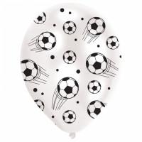Luftballons Fussball Partydeko Geburtstag