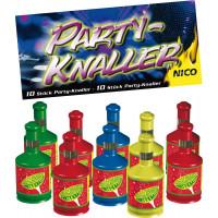 Feuerwerk Party-Knaller 10er Pack