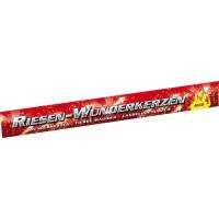 Feuerwerk Riesen-Wunderkerzen 45cm 5er Pack