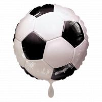 Folienballon Fussball Partydeko Geburtstag