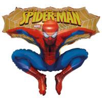 Folienballon Spiderman Disney Partydeko Ballon Geburtstag