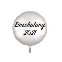 Folienballon Einschulung 2021 Partydeko Einschulung Schulanfang