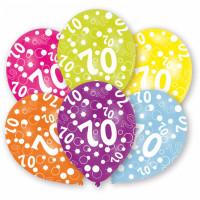 Ballon Happy Birthday Zahl 70 Art.995678 Partydeko Geburtstag Luftballons
