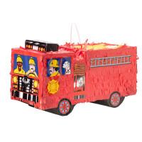 Pinata Feuerwehr Partydeko Geburtstag Kindergeburtstag