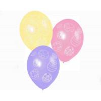Ostern Luftballons Osterei Osterhase