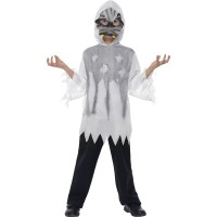 Kostüm Skull Moster Set Halloween