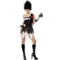 Halloween Kostüm Monster Braut