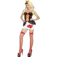 Halloween Kostüm Queen of Tarts