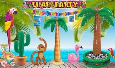 Hawaii-Party